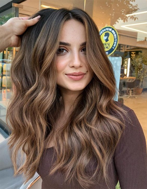 Latest Hair Color Style for Next Occasion