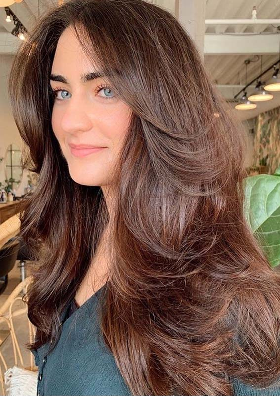 Lovely Layered Hair Styles for Long Hair You Must Try