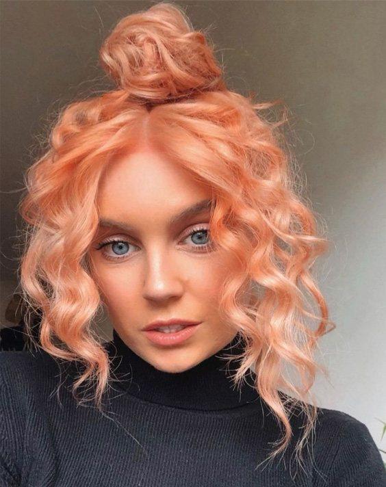 Trendy Short Hair & Highlights for 2021