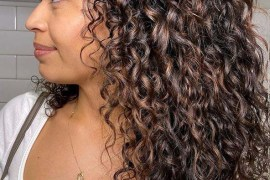 Perfect Curly Hairstyles for Long Hair to Sport Now