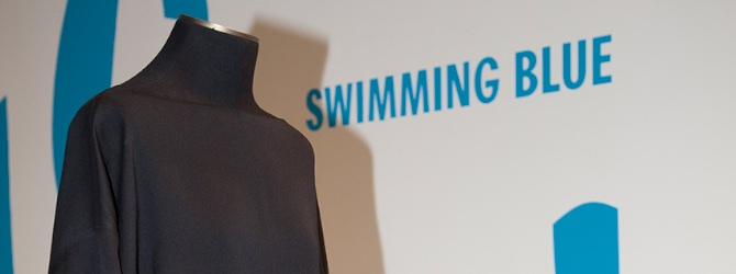 Exposition « Swimming Blue »