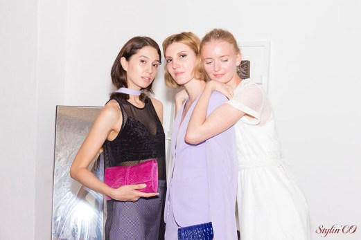 MODELS WEARING SIRI MILANO