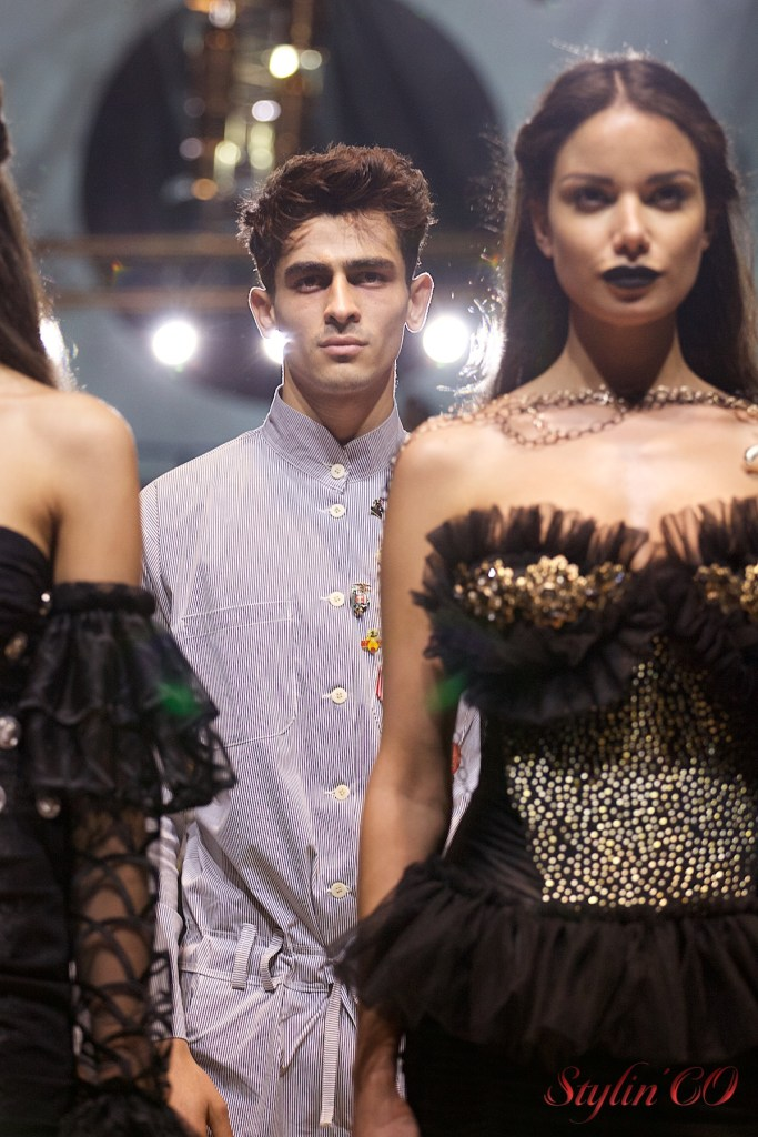 Achraf Baccouch – Tunis Fashion Week 2018