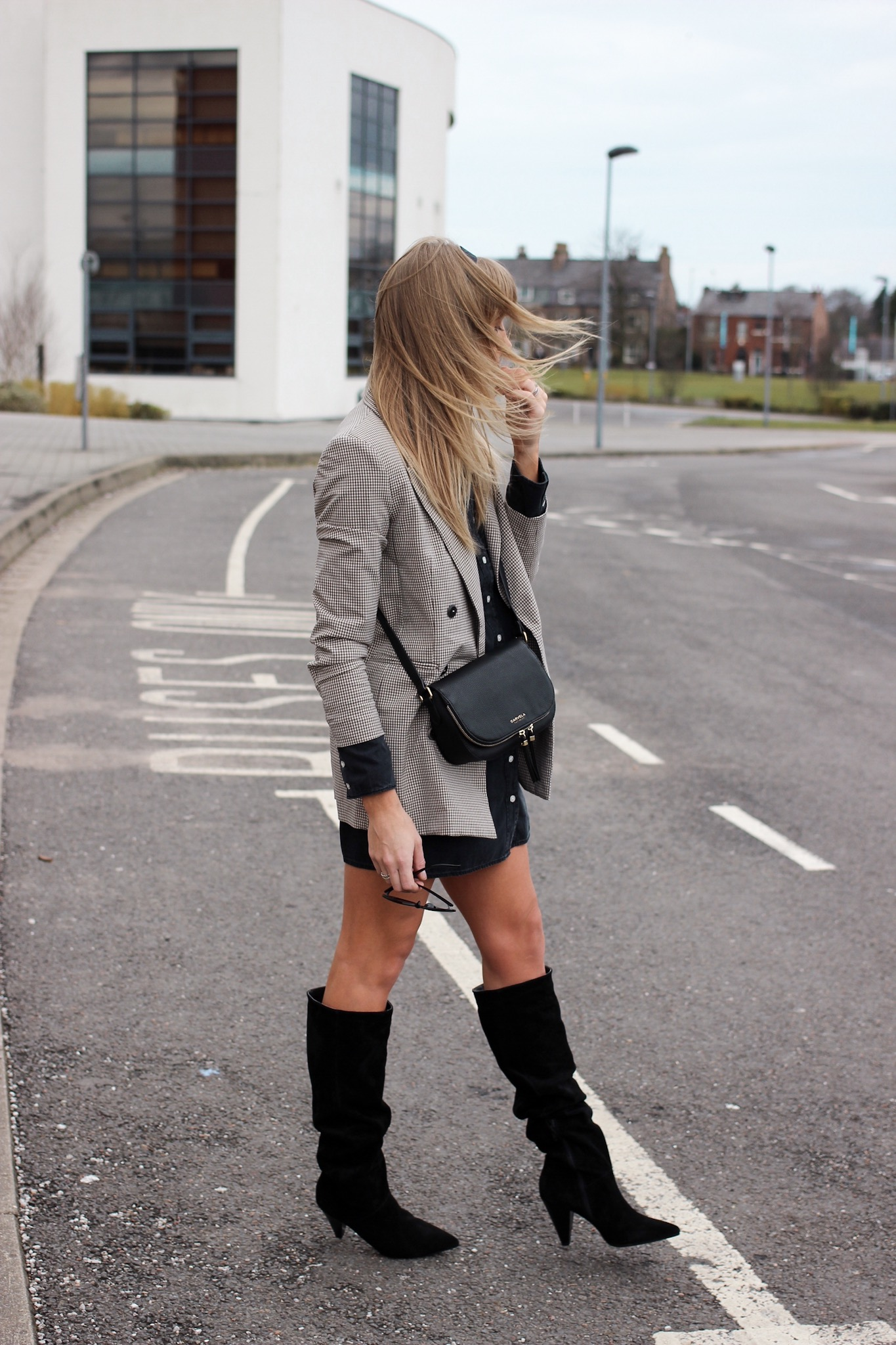 Details about  /Over the Knee Boot