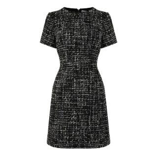 Warehouse Tweed Dress