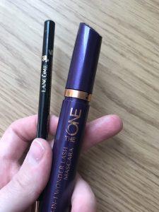 Lancome Eye Pencil & ONE Mascar