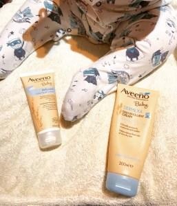 Aveeno Baby Products