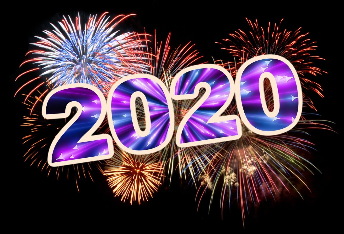 My New Year's Resolutions for 2020