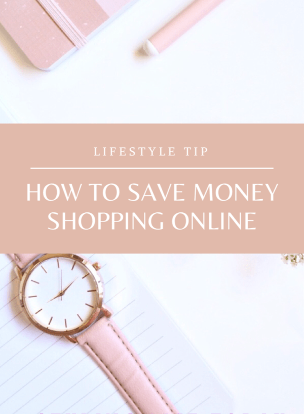 Lifestyle Tip: How to save money shopping online