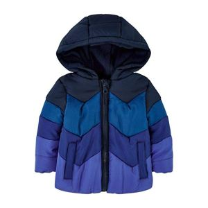 Mothercare Puffer Colorblock Jacket