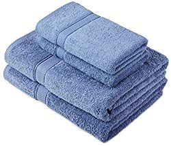 Pinzon by Amazon – Egyptian Cotton Towel Set