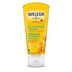 Weleda Calendula Baby Shampoo & Body Wash