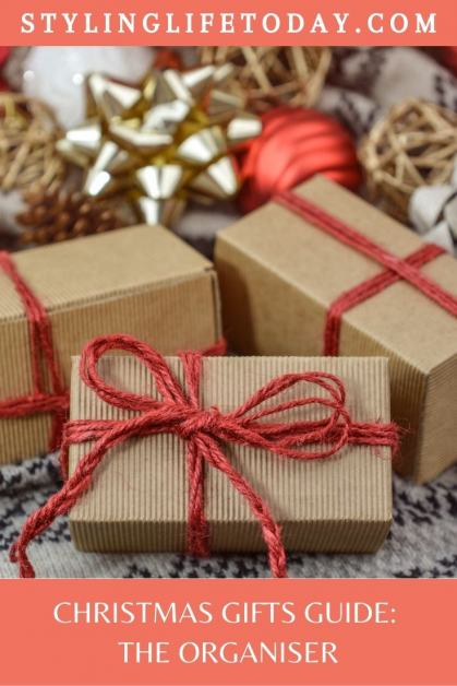 Christmas Gifts Guide: The Organiser