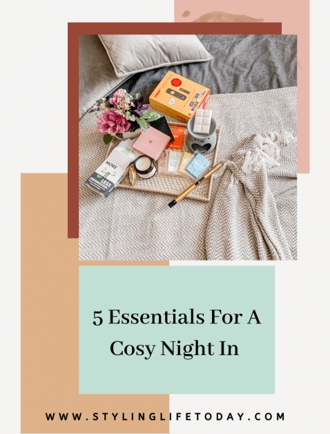 5 Essentials for a Cosy Night In – PR product review