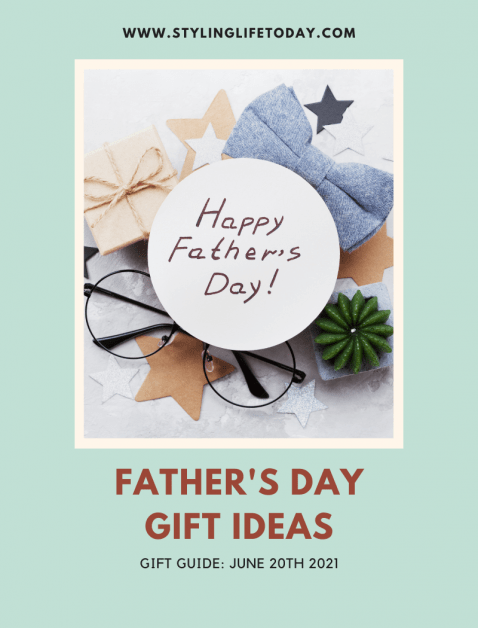 Gift Guide: Father's Day Gift Ideas