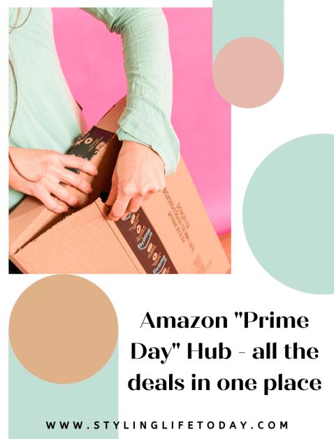 Amazon Prime Day Hub: Amazing Prime Day Deals