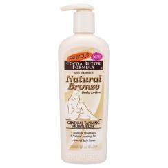 Palmer\'s Cocoa Butter Formula Natural Bronze Body Lotion Gradual Tanning Moisturiser