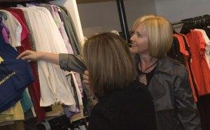 Nikki Parkinson can help you update your wardrobe