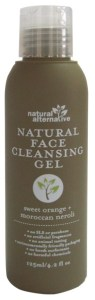 Natural Alterative Face Cleansing Gel
