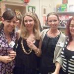 Kerri Sackville book launch