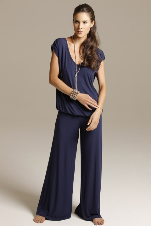 wYse draped jumpsuit $220