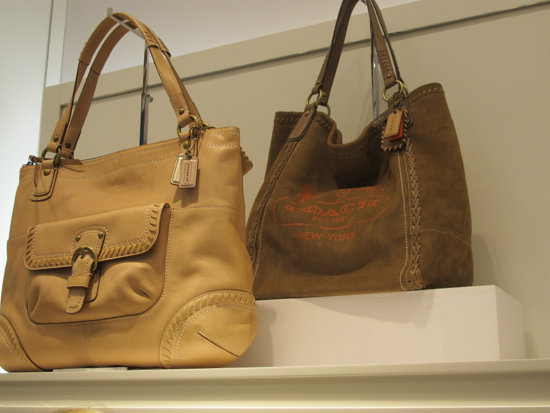 Coach Brisbane tote bag