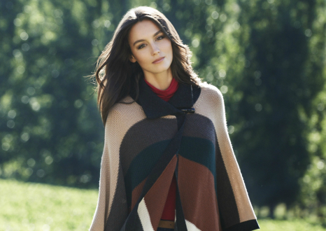 The piece that started it all: Sussan cape $99.95
