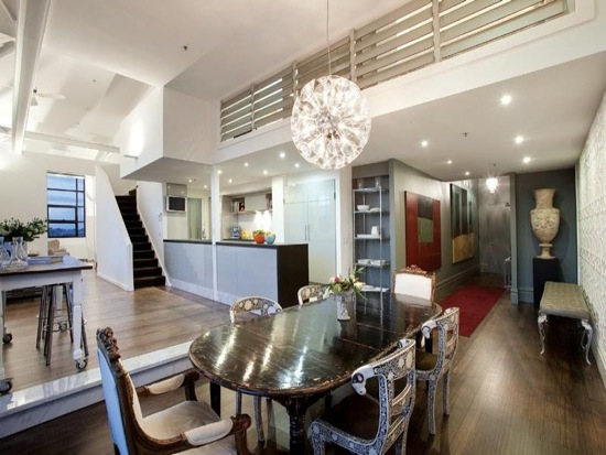 Nina Proudman's apartment for sale
