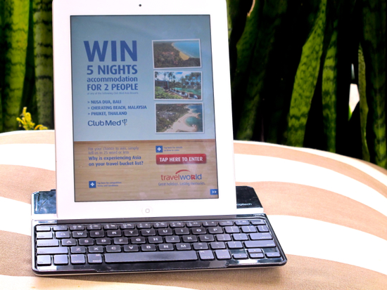 Travelworld: Win 5 nights in Asia