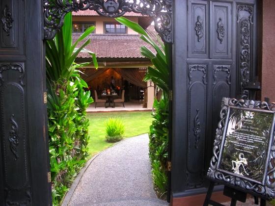 Sarong Restaurant, Seminyak, Bali