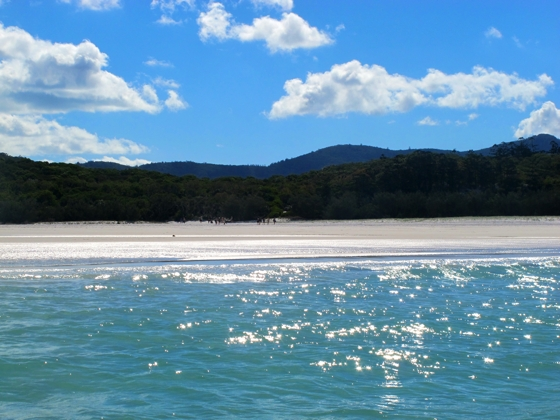 Whitehaven Beach, The Whitsundays, Queensland, Australia