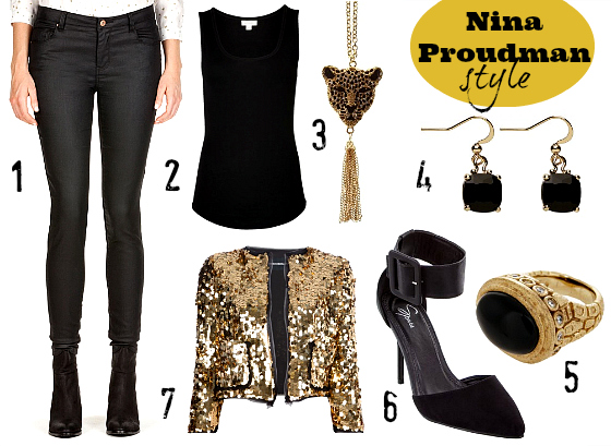 Nina Proudman Offspring Style | Bad Pregnant