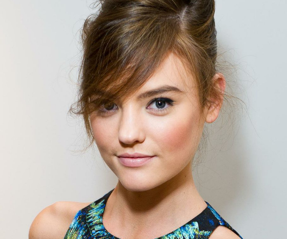 David Jones S/S 2013 Collection Launch - makeup - shu uemura