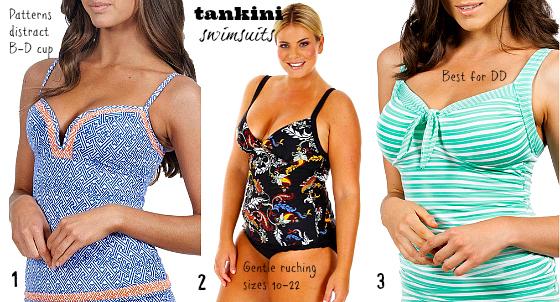 Swimwear 2013 tankinis   how to feel good in a swimsuit   resort week