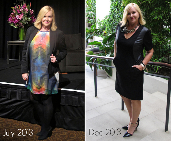 July to December - the Styling You 2013 health story