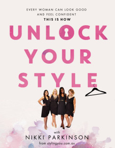 Unlock Your Style to be published by Hachette Australia August 2014