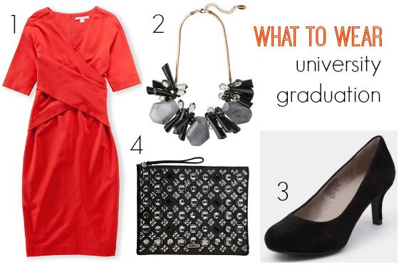 What to wear university graduation