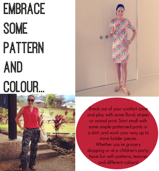 Style tips for stay at home mums