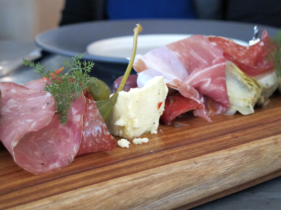 Charcuterie plate | Emirates Wolgan Valley Resort and Spa