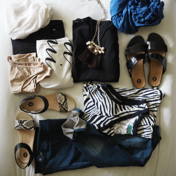 Tips for packing for a trip away