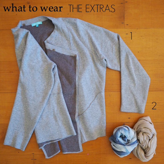 what to wear - the extras - European summer holiday