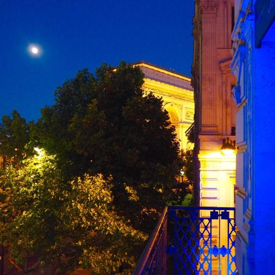 Hotel Mac Mahon   Paris, France