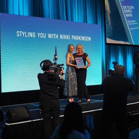 Telstra business awards winner