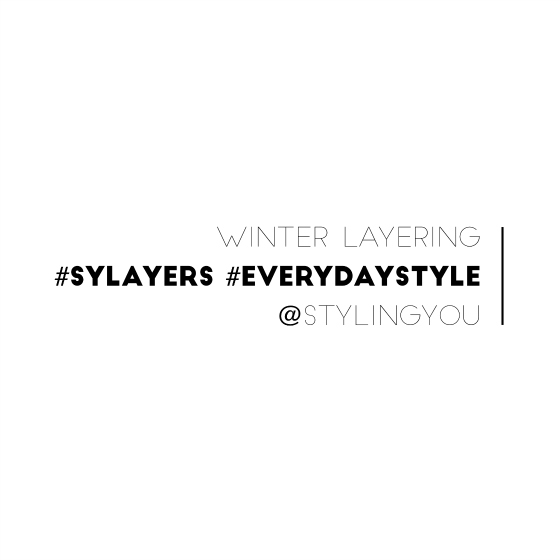 July style challenge: #sylayers #everydaystyle