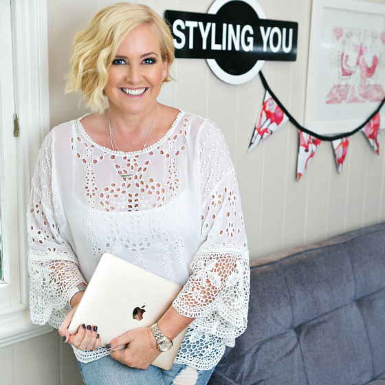 560 Styling You's Nikki Parkinson gets set to launch her first online personal styling program