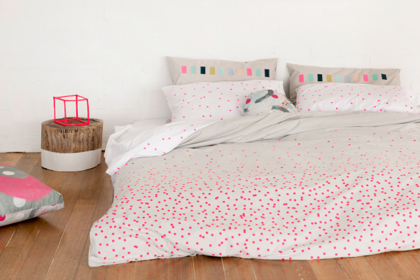 Feliz bed linen | As seen on Offspring