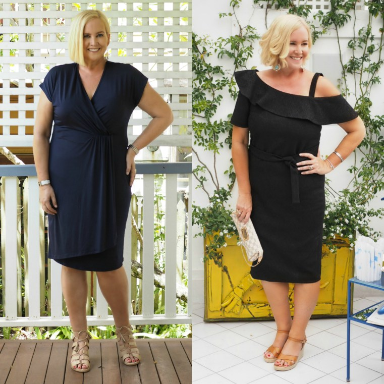 Before and after: Nikki Parkinson Styling You weight loss | How to make your wardrobe work for you while losing weight