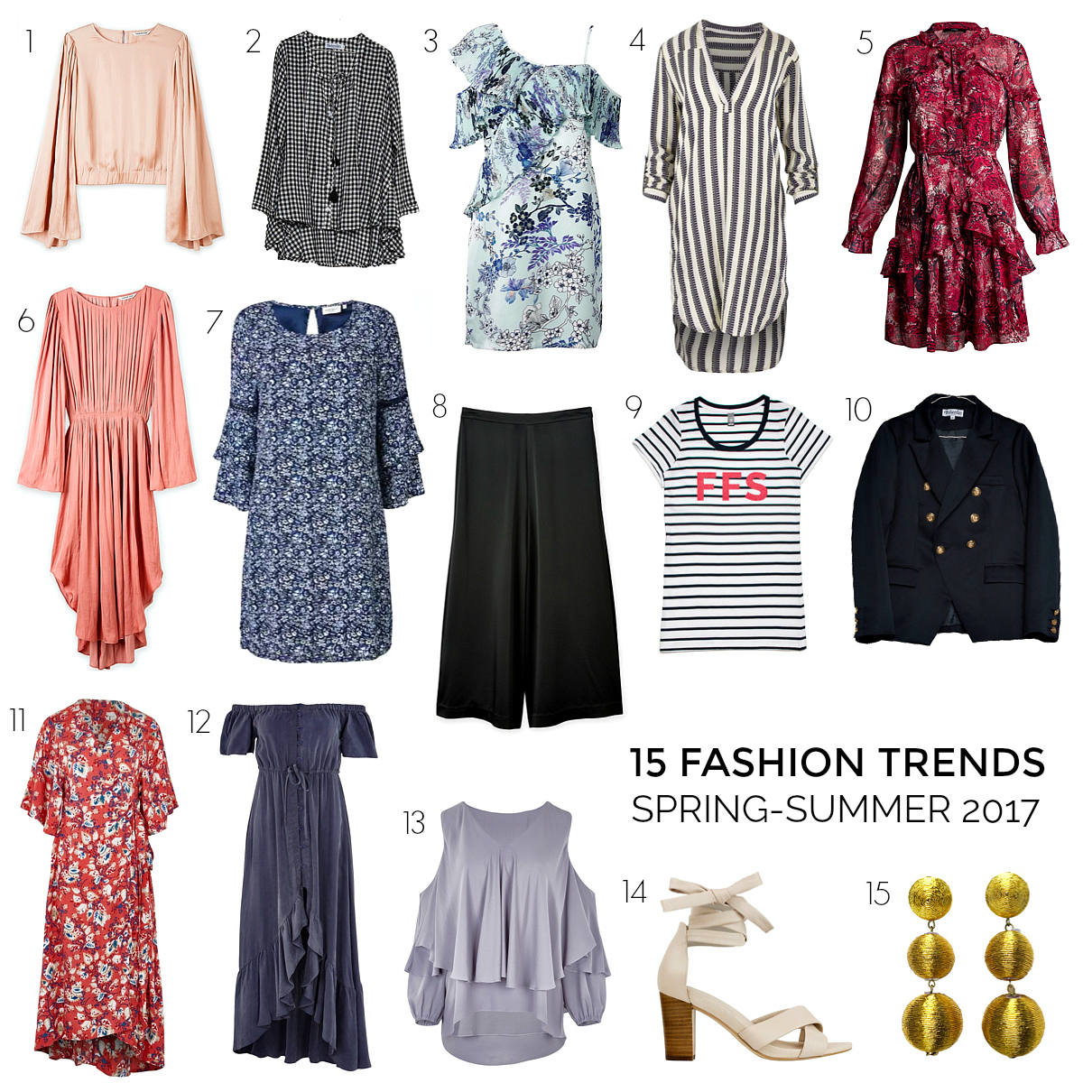 Trends summer already in your closet catalog photo