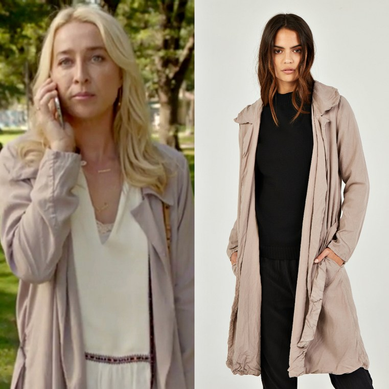 Win Nina Proudman's favourite Primness trench coat | Styling You X Primness