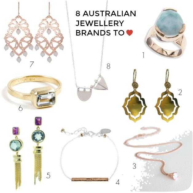 8 Australian fine jewellery brands I'm loving right now